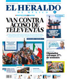 El Heraldo Newspaper in Mexico